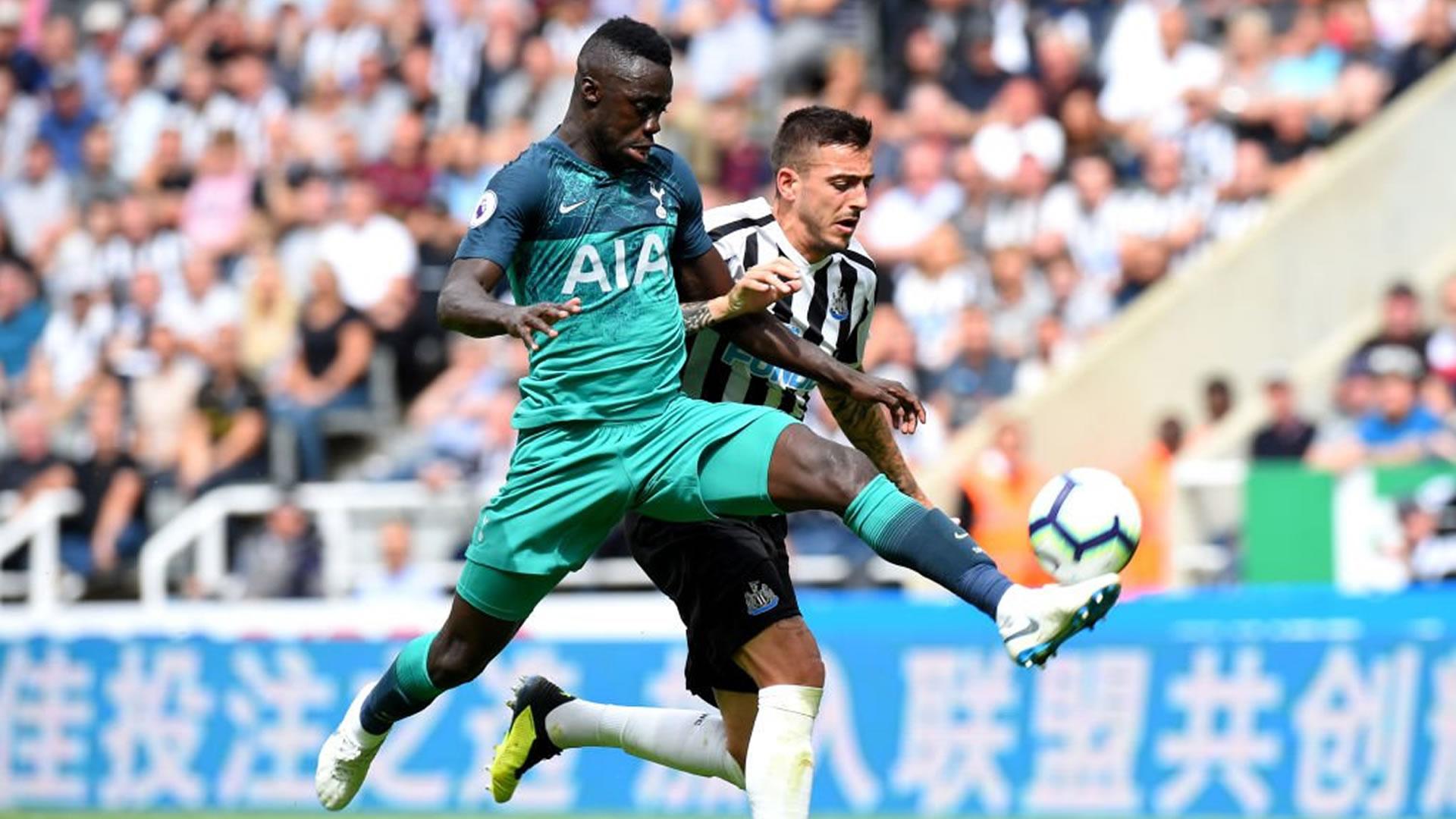 Davinson Sanchez Tottenham Newcastle Premier League 11082018