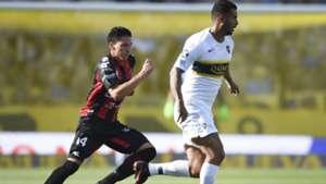 Edwin Cardona Boca Patronato Superliga 17112018