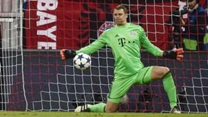 Manuel Neuer Bayern München 12042017