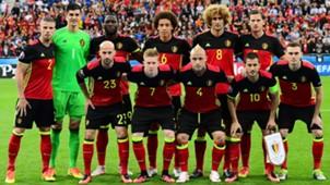 Italy vs Belgium Euro 2016