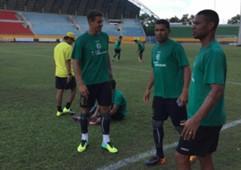 Vitor Manuel Bastos - Sriwijaya FC