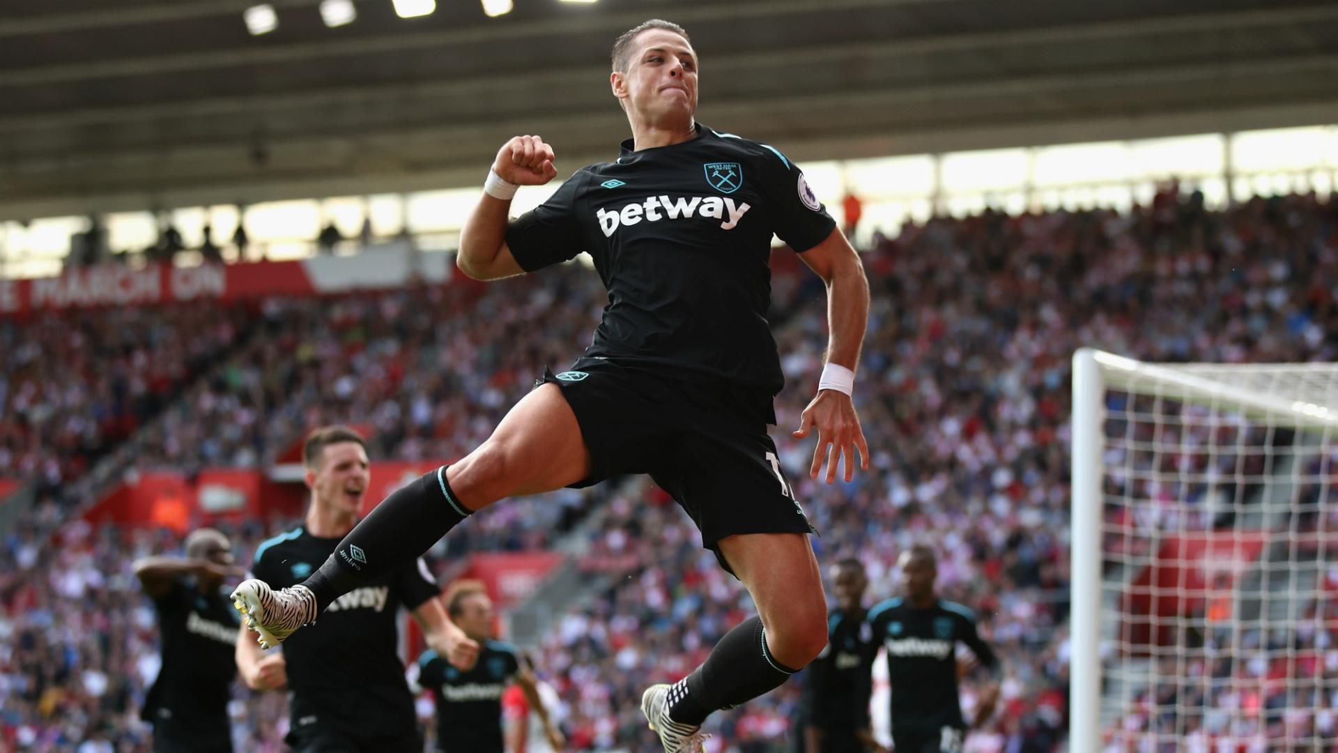 West Ham vs. Huddersfield Town: con 'Chicharito' Hernández por Premier League