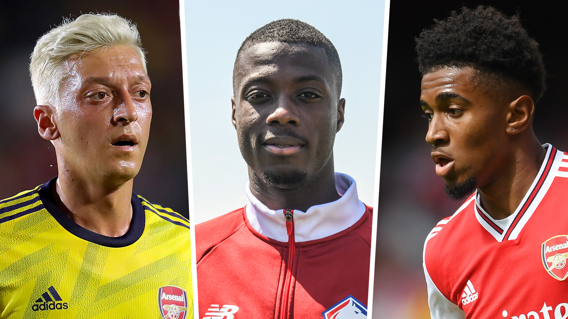 Arsenal Complete Signing Of Nicolas Pepe For A Club Record £72 Million