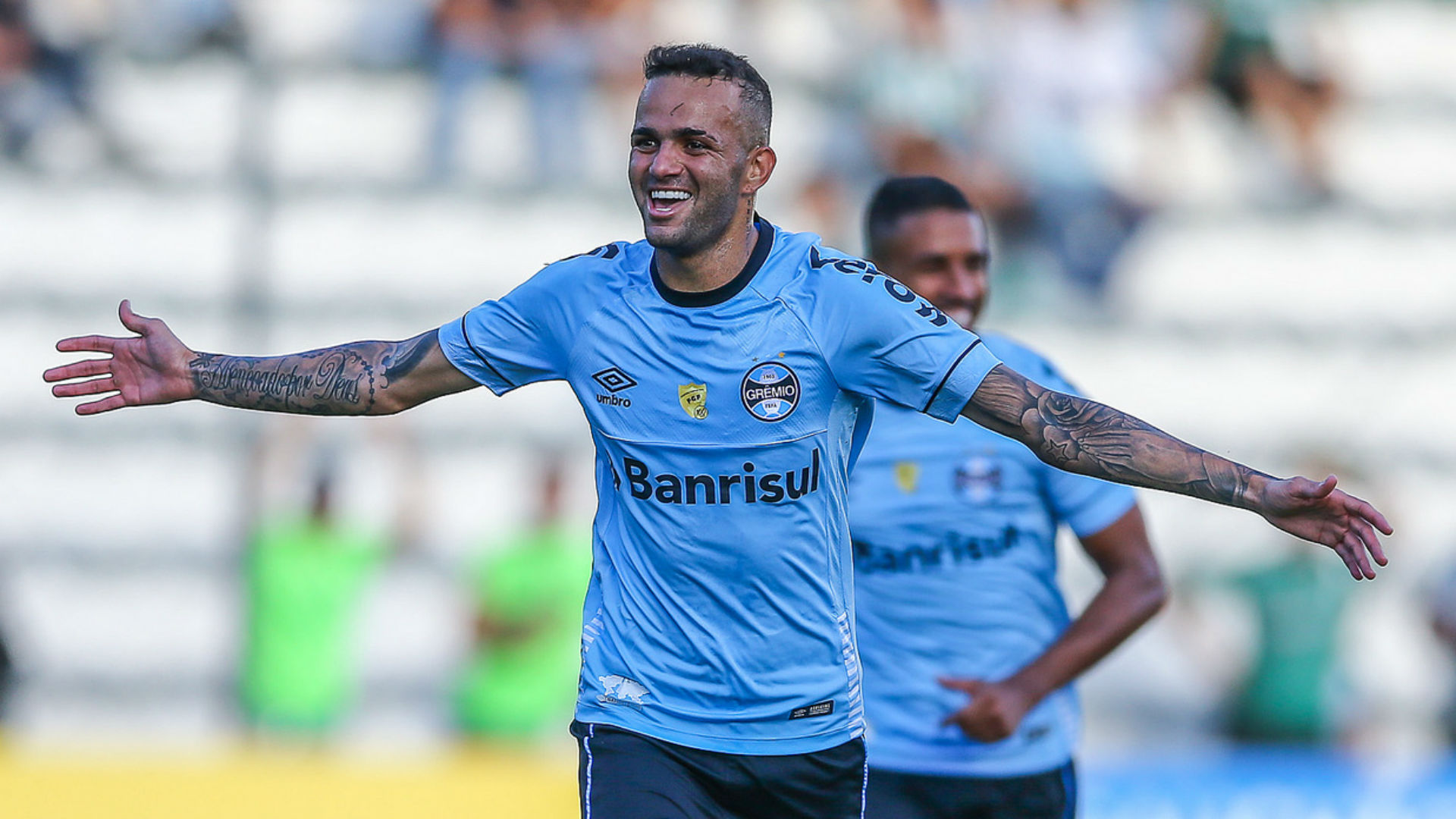Luan Grêmio Juventude Campeonato Gaúcho 24 03 2019