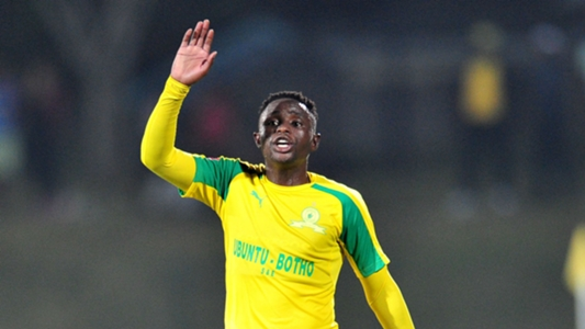 Pitso Mosimane confirms SuperSport United interest in Lucky Mohomi