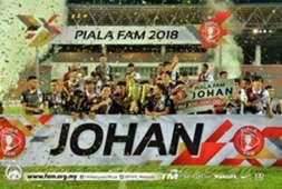 Terengganu City, FAM Cup, 06092018