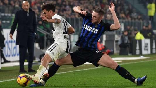 Dybala Juventus Inter Serie A