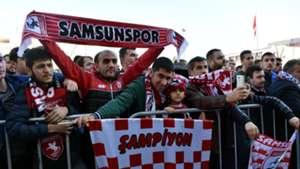 Samsunspor fans