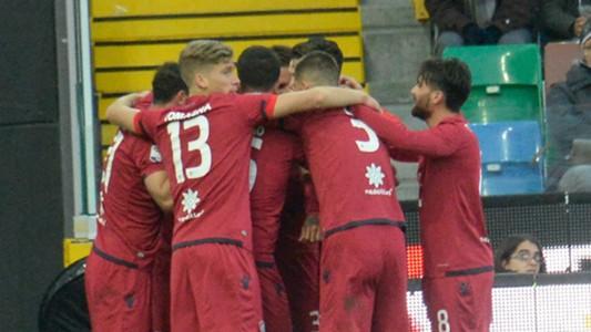 Cagliari celebrates, Serie A, 19112017