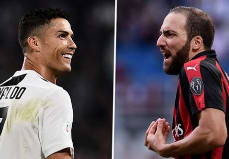 Juventus kicked me out to sign Ronaldo – Higuain