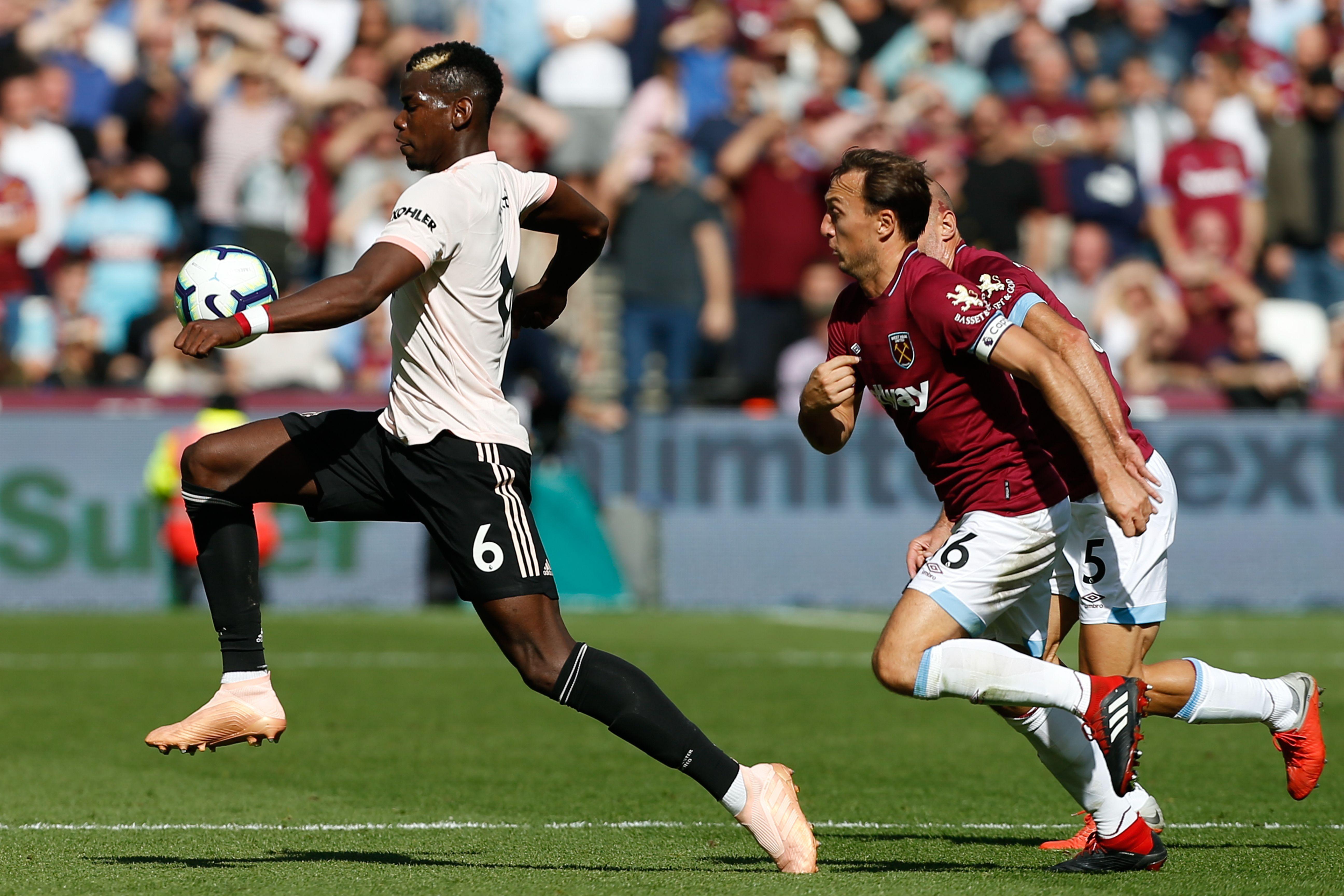 Paul Pogba n'est plus autorisé à parler à la presse — Manchester United