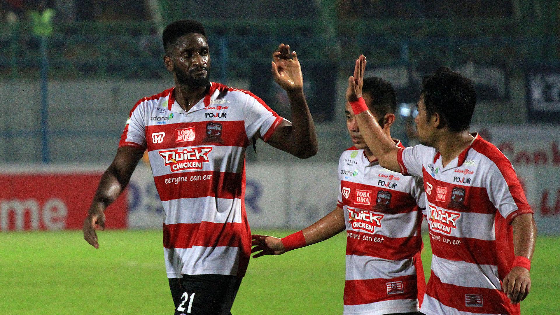Samassa Mahamadou - Madura United
