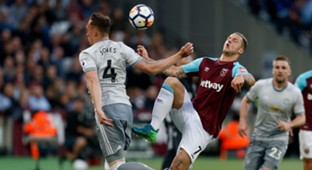 Phil Jones Manchester United West Ham