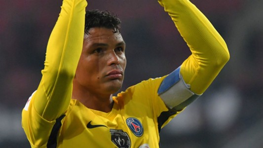 Thiago Silva PSG Paris Saint-Germain