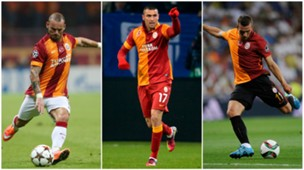 GFX Galatasaray Top-Scorer