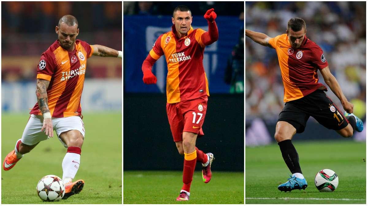GFX Galatasaray Top-Scorer
