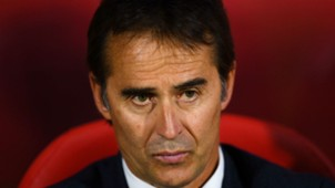 Julen Lopetegui Real Madrid 05 09 2018
