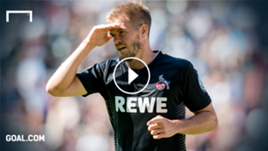 Simon Terodde 1. FC Köln GFX