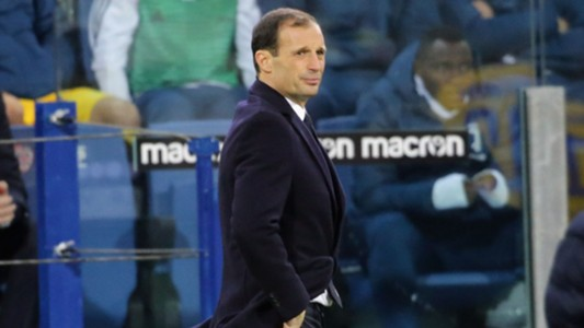 Allegri Cagliari Juventus