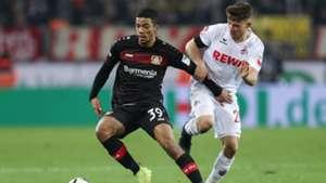 Benjamin Henrichs Salih Ozcan Bayer Leverkusen 1 FC Koln