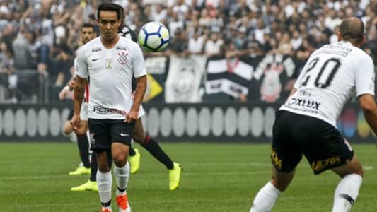 Jadson - Corinthians x São Paulo - 10/11/2018