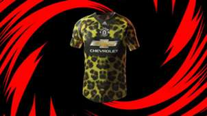 FIFA 19 Manchester United shirt