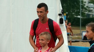 Ivan Perisic Beach volleyball
