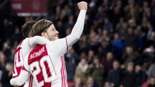 Lasse Schöne, Ajax, Eredivisie, 04052017
