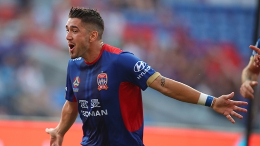 The Covert Agent: J-League club interested in signing Newcastle Jets star Dimi Petratos
