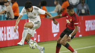Vallejo Alexis Sanchez Manchester United Real Madrid ICC 2018