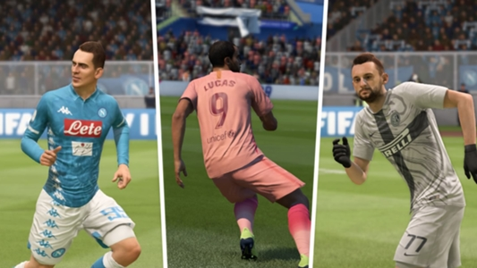 43ffe0c262e FIFA 19 kits  10 of the best Ultimate Team jerseys