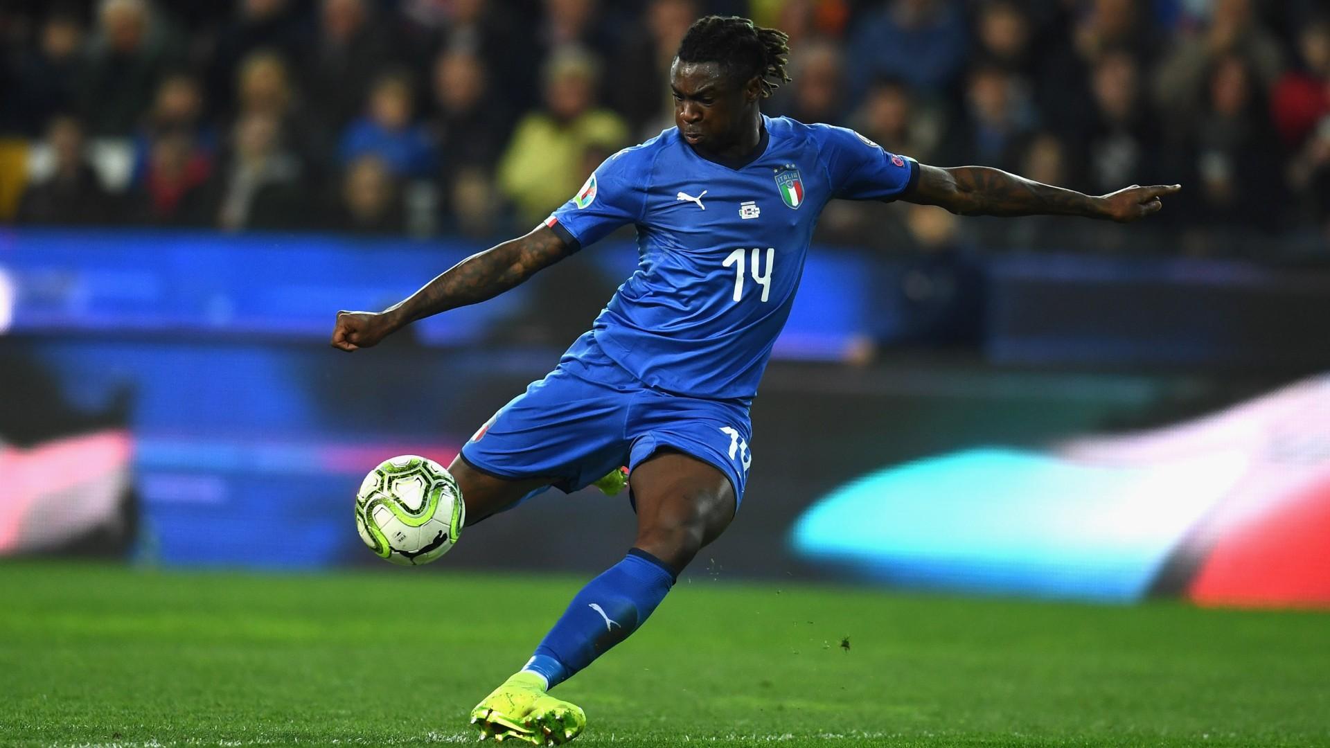 Moise Kean von Juventus Turin glänzt auch für Italien: Kein Mario Balotelli!