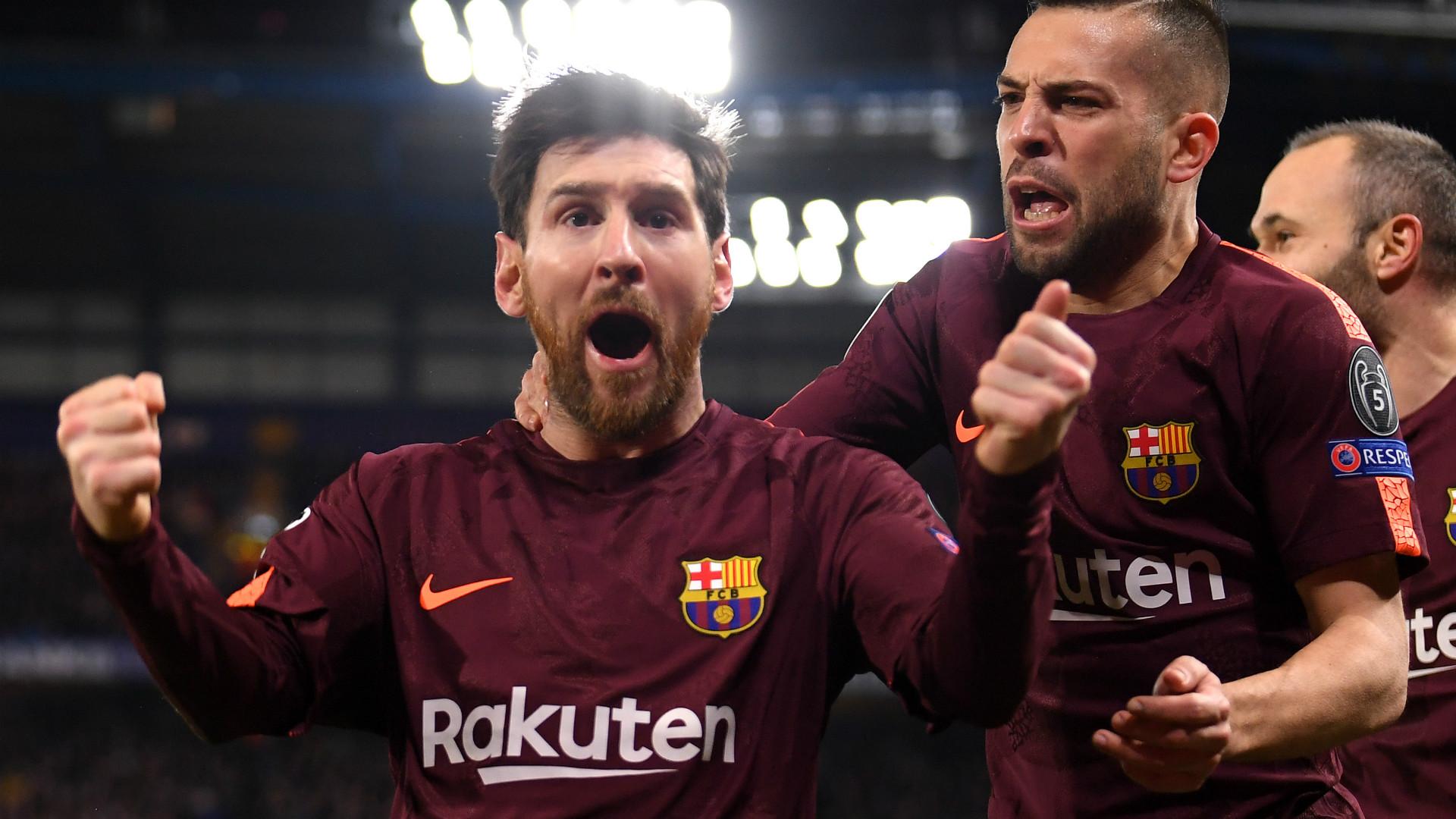 Adversários na Champions, Barça e Chelsea têm histórico de jogos épicos