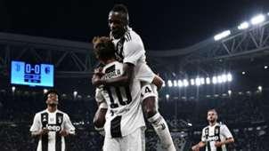 Paulo Dybala Blaise Matuidi Juventus Bologna Serie A 26092018