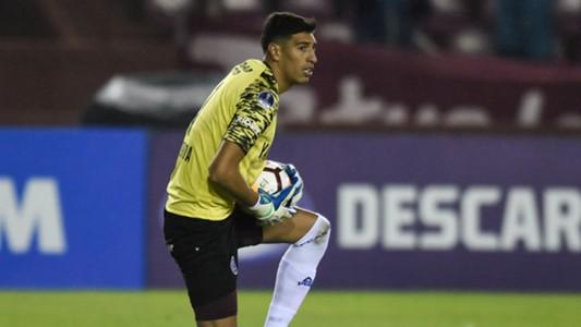 Esteban Andrada Lanus Junior Copa Sudamericana 16avos de final