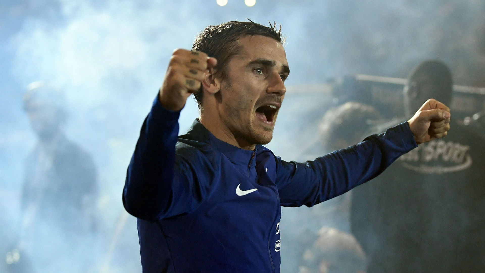 Atletico Madrid's Diego Simeone says Antoine Griezmann last season's best player