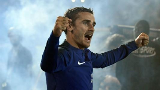 Antoine Griezmann France celebrations