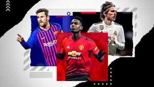 Champions League power rankings GFX