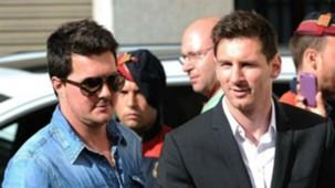 Matias Messi Lionel Messi