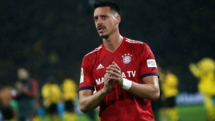 Sandro Wagner FC Bayern München 10112018
