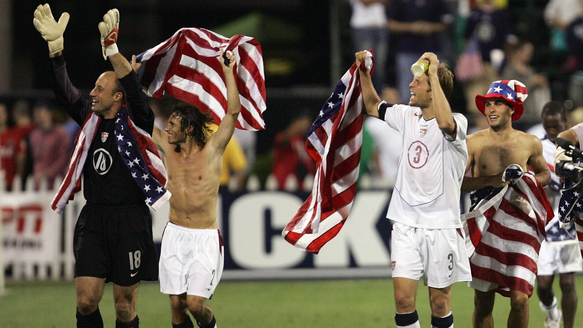 USA vs. Mexico WCQ Sept 2005