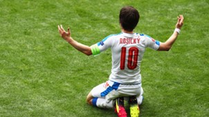 Tomas Rosicky Tschechien 13062016