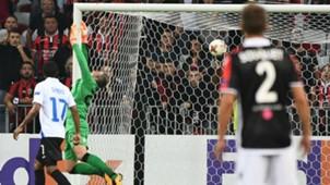 Remko Pasveer Nice Vitesse Europa League 28092017