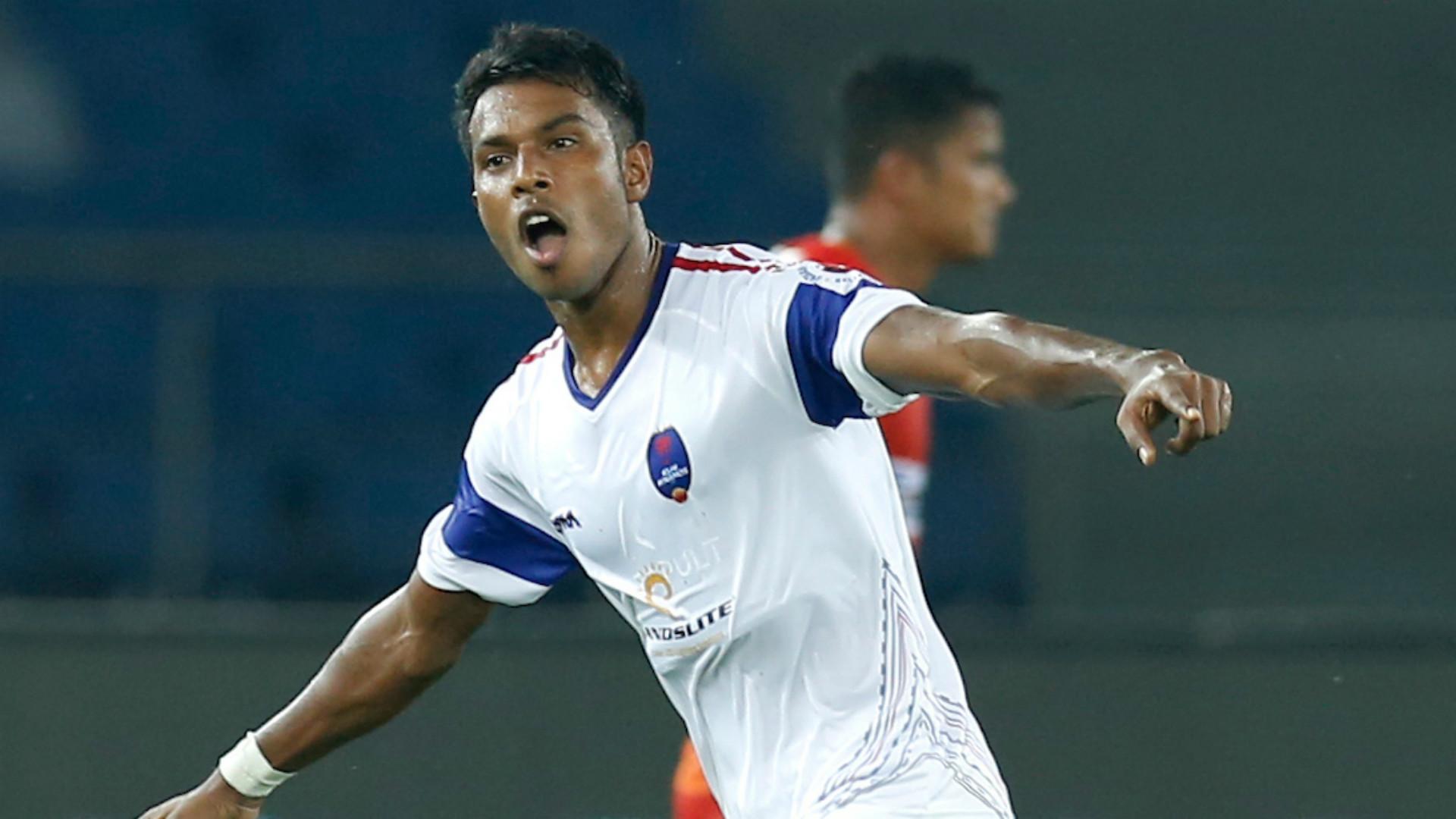 Delhi Dynamos vs Pune City ISL 2018/19