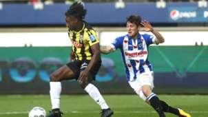 Fankaty Dabo, Heerenveen - Vitesse, Eredivisie, 22102017