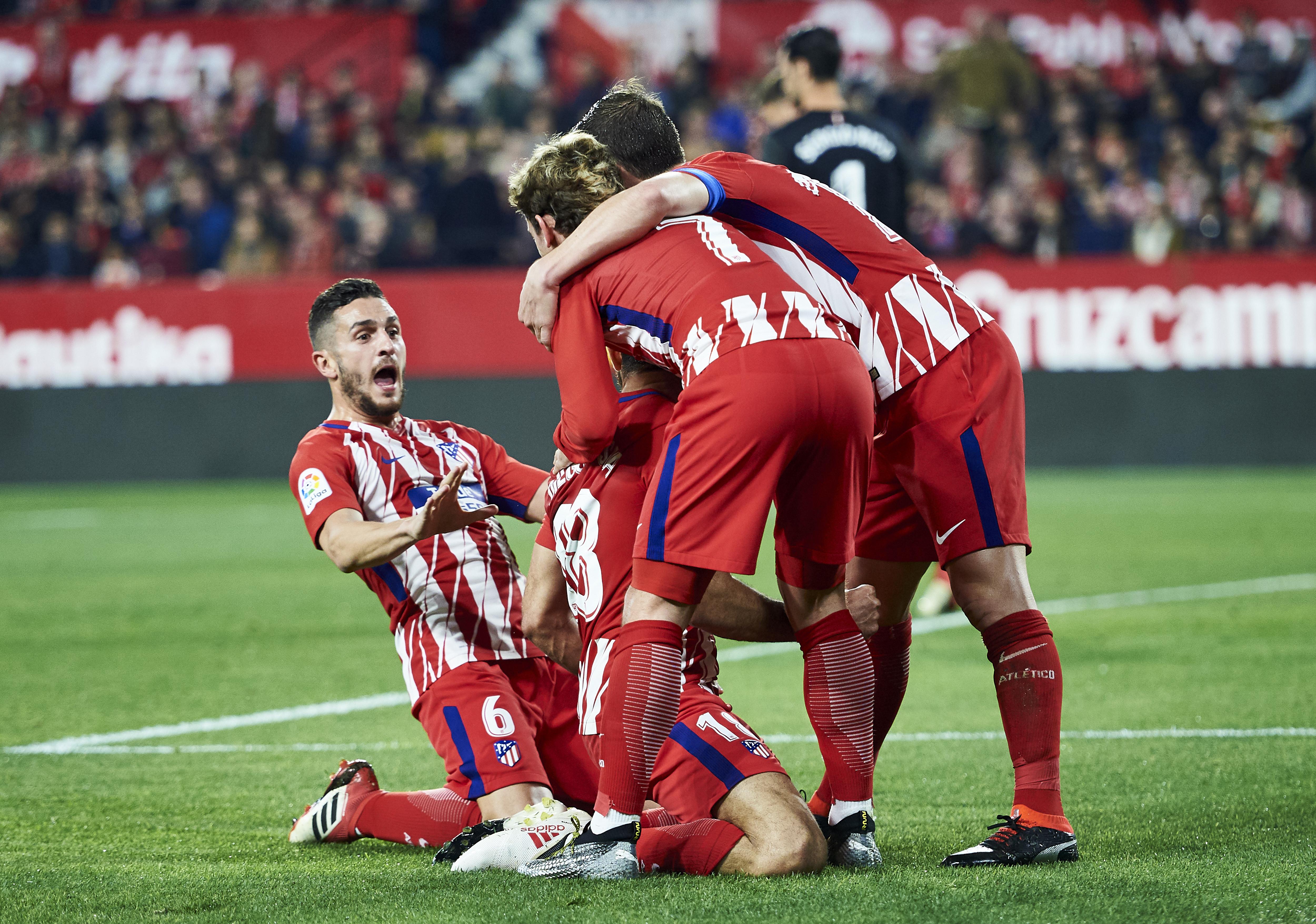 Sevilla Atletico Madrid LaLiga