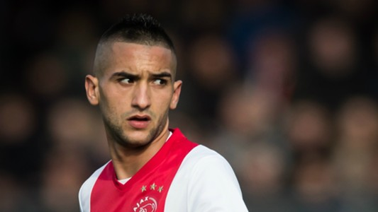 Hakim Ziyech, Excelsior - Ajax, Eredivisie 03192017