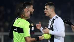 Salvador Ichazo Cristiano Ronaldo Torino Juventus Serie A
