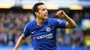 Pedro Chelsea Fulham 021218