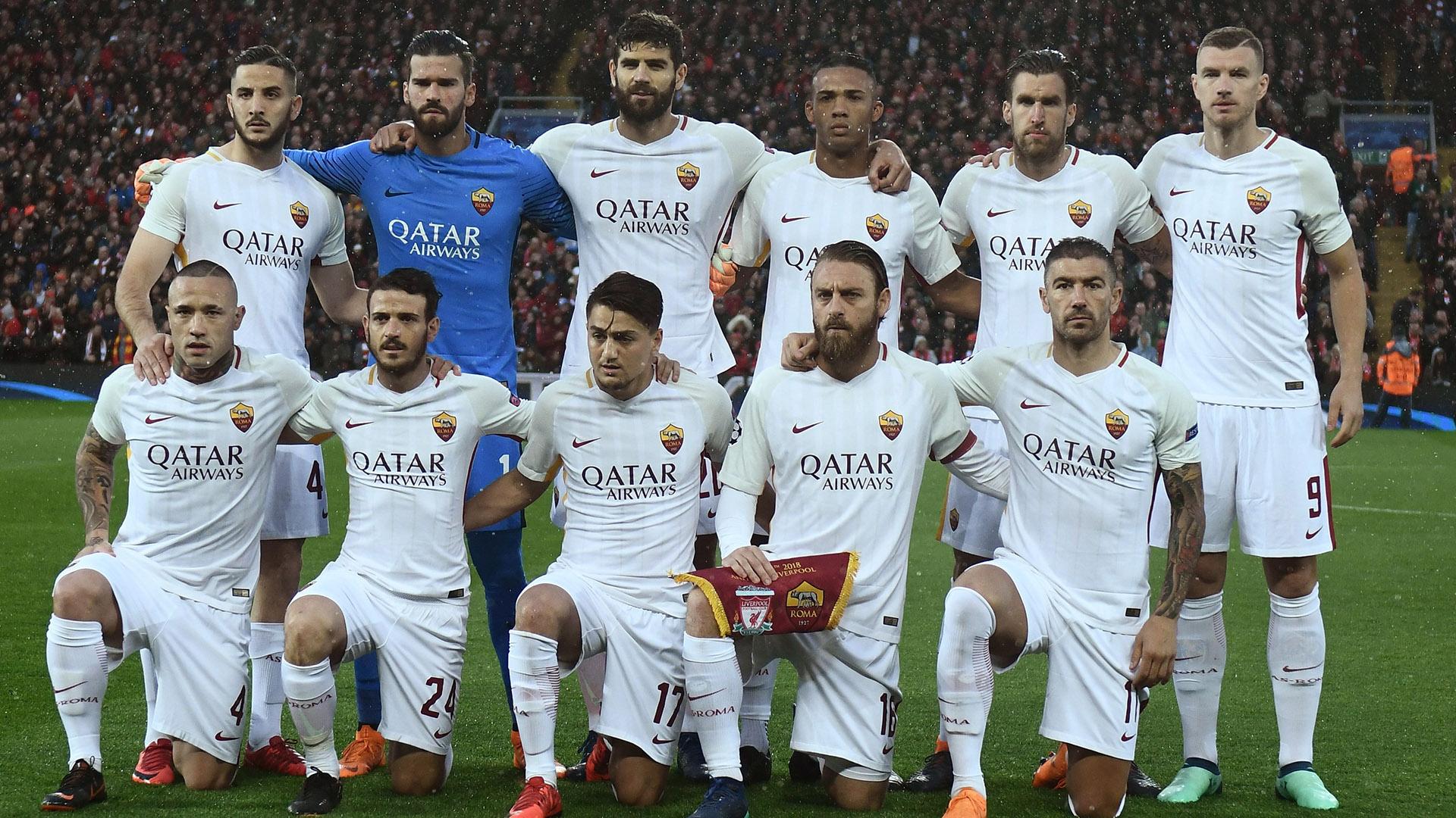 Roma, Strootman rischia di saltare il Liverpool